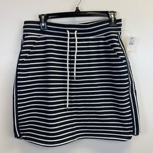 Talbot's Women's Striped Skirt Size small J109